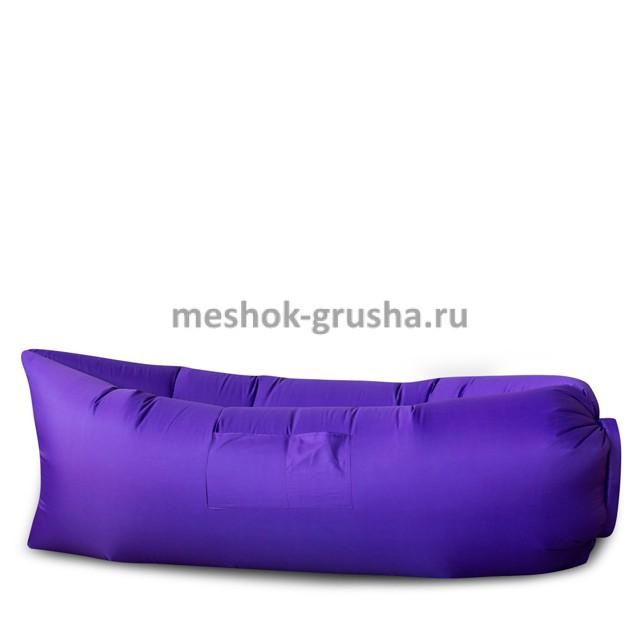 Надувной лежак AirPuf Фиолетовый