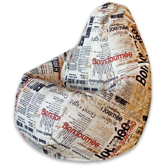 Кресло Мешок Груша Бонджорно (XL, Классический)