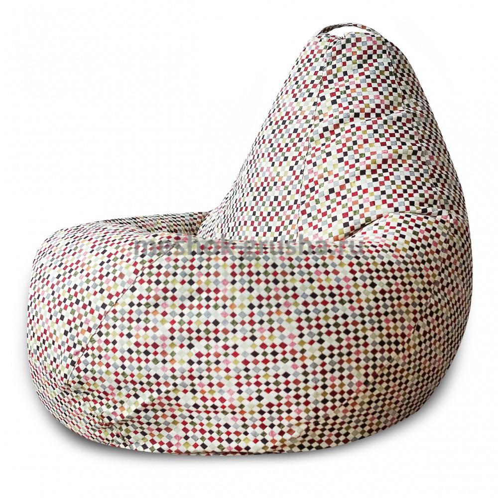 Кресло Мешок Груша Square  (L, Классический)