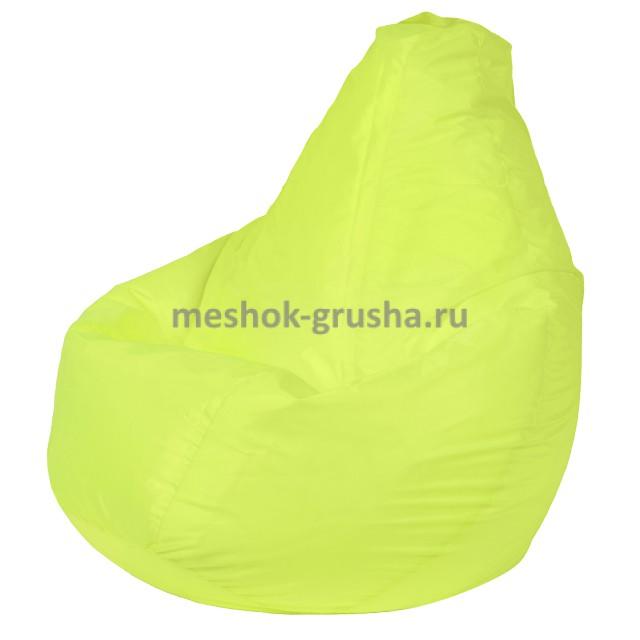 Кресло Мешок Груша Лайм (Оксфорд) (3XL, Классический)
