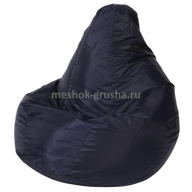 Кресло Мешок Груша Темно-Синее (Оксфорд) (3XL, Классический)