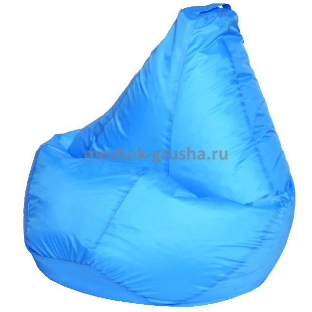 Кресло Мешок Груша Голубое (Оксфорд) (2XL, Классический)